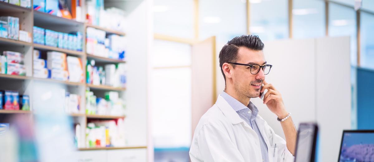 Pharmaceutical Logistics